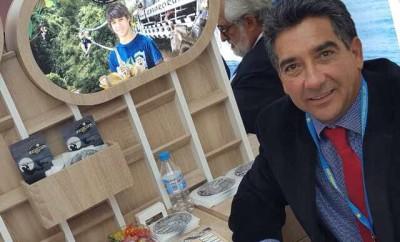 FOTO Carlos Medrano, presidente Runners Adventures