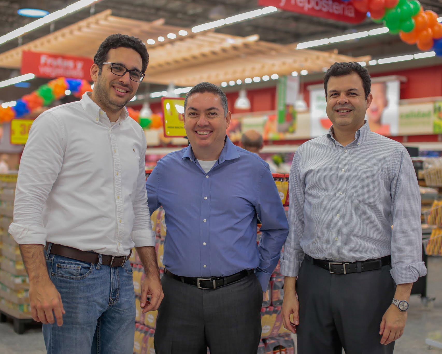 Foto 10 - Julián Elías, Julio Durán y Carlos Cantisano