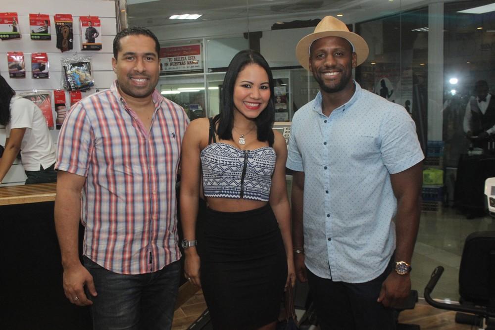 Joel Mella, Daritza Calcaño y Enrique Quailey (2)3