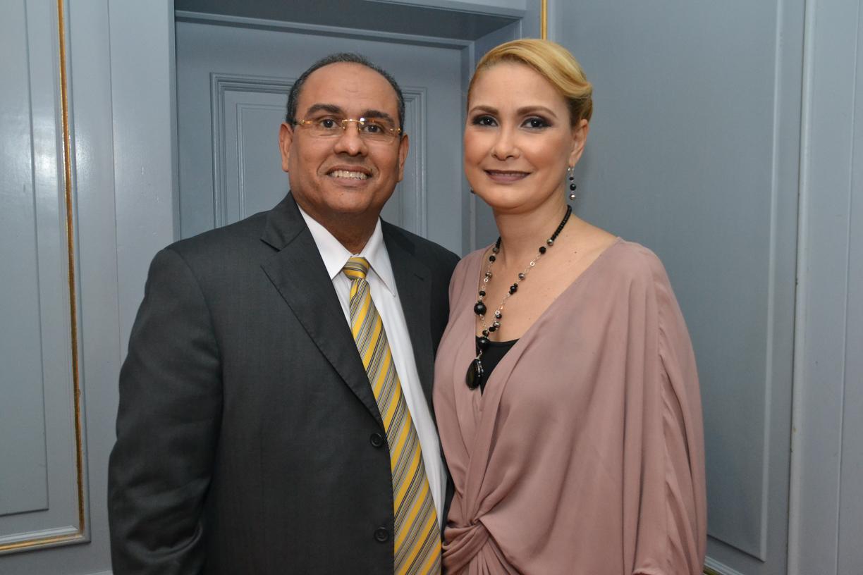 Osiris Valdez, Monica Torres