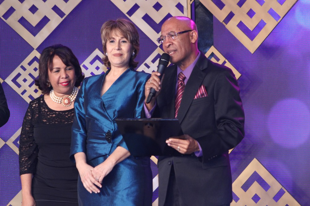 Zoila puello, Vanessa Angulo y carlos T. martinez