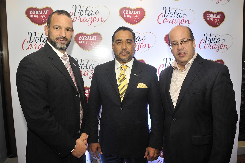 3.-Martin Rodriguez, Junior Calcaño y Wilfredo Almanzar