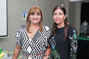 Laura García Batista y Ana Gutiérrez