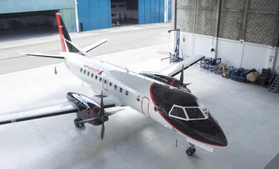 Saab 340B HI976 (5)