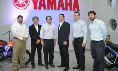Harold Abbott, Kazuro Yamaguchi, Miguel Barietta,  Hirama Masafumi, Anibal Rodriguez y Amadeo Anselin