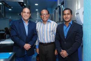 DSC_0788-Rafael Reyes Bisonó, Andres Lora y Aneury Castillo