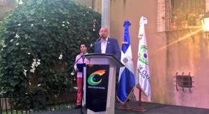 El ministro José Antonio Rodríguez en la apertura de la Noche Larga de los Museos