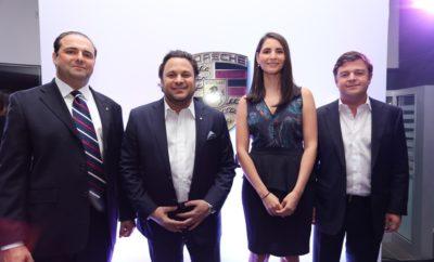 Foto Principal Arturo Monzon, Jacinto Peynado, Carolina Khoury y Manuel Peynado