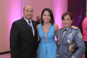 General Máximo Báez Aybar-Lorenny Solano-Generala Teresa Martinez