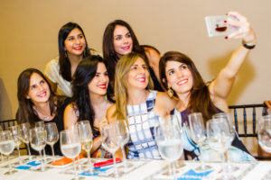 IMG_3252_Laura Davalos, Fanny Subero,Rosalia Carbuccia, Michelle Dupuy, Ninoska Rivas, Mecehelle Fernandez.