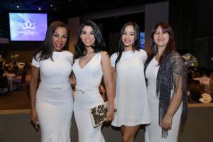 Magali Febles, DR.Tania Medina, Dra. Maria Collado y Nicole Collado
