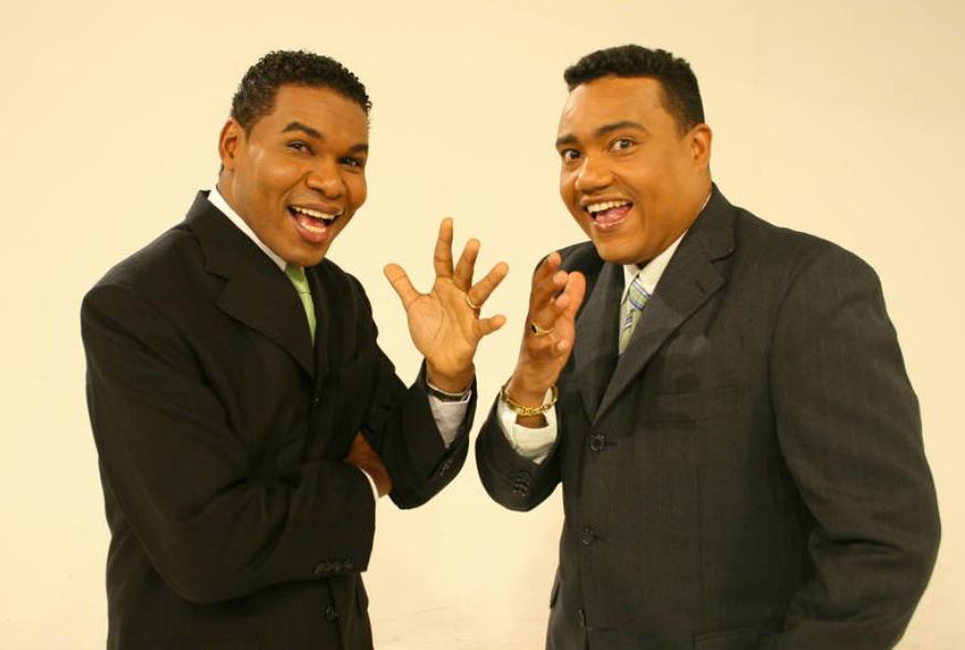 Raymond Pozo y Miguel Céspedes