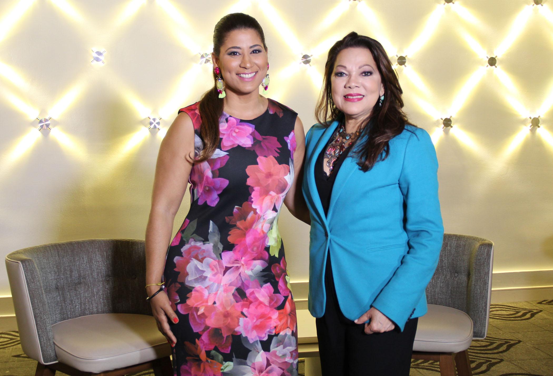 ángela Carrasco Habla De Su Trayectoria Y Rol De Madre En Fiestas Y Personalidades America Tejeda Magazine