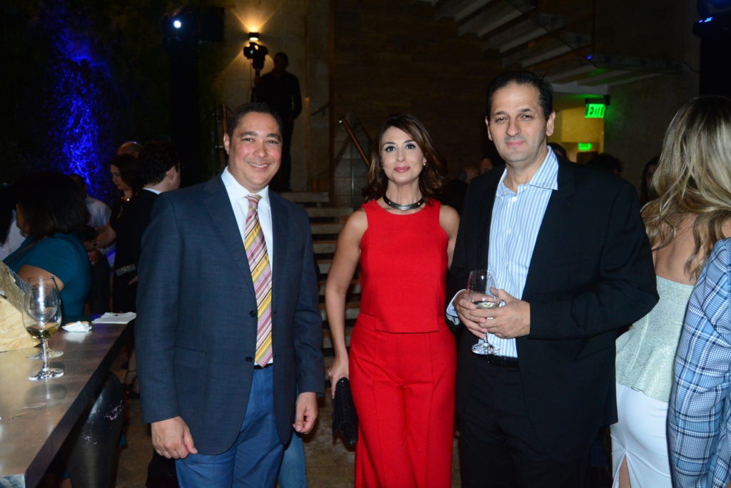 Raul Ramos, Patricia de Atallah, Suheil Atallah