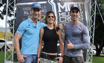 Anthony Bernal, Noris Rodríguez de Bernal y Tony Bernal