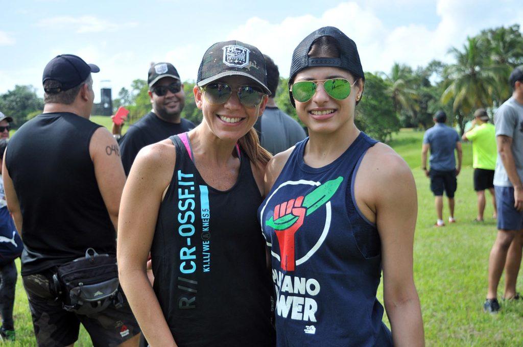 Sonia Salata y Melissa Perez