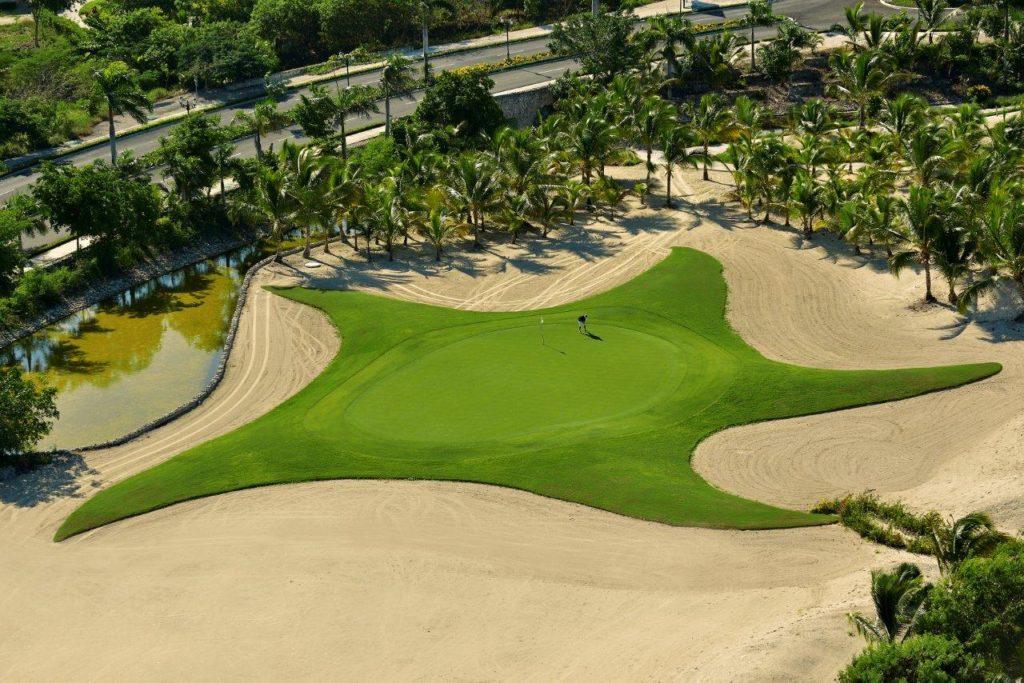 Campo de golf Iberostate.