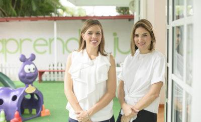 Monika Lubrano y Amalia Troncoso