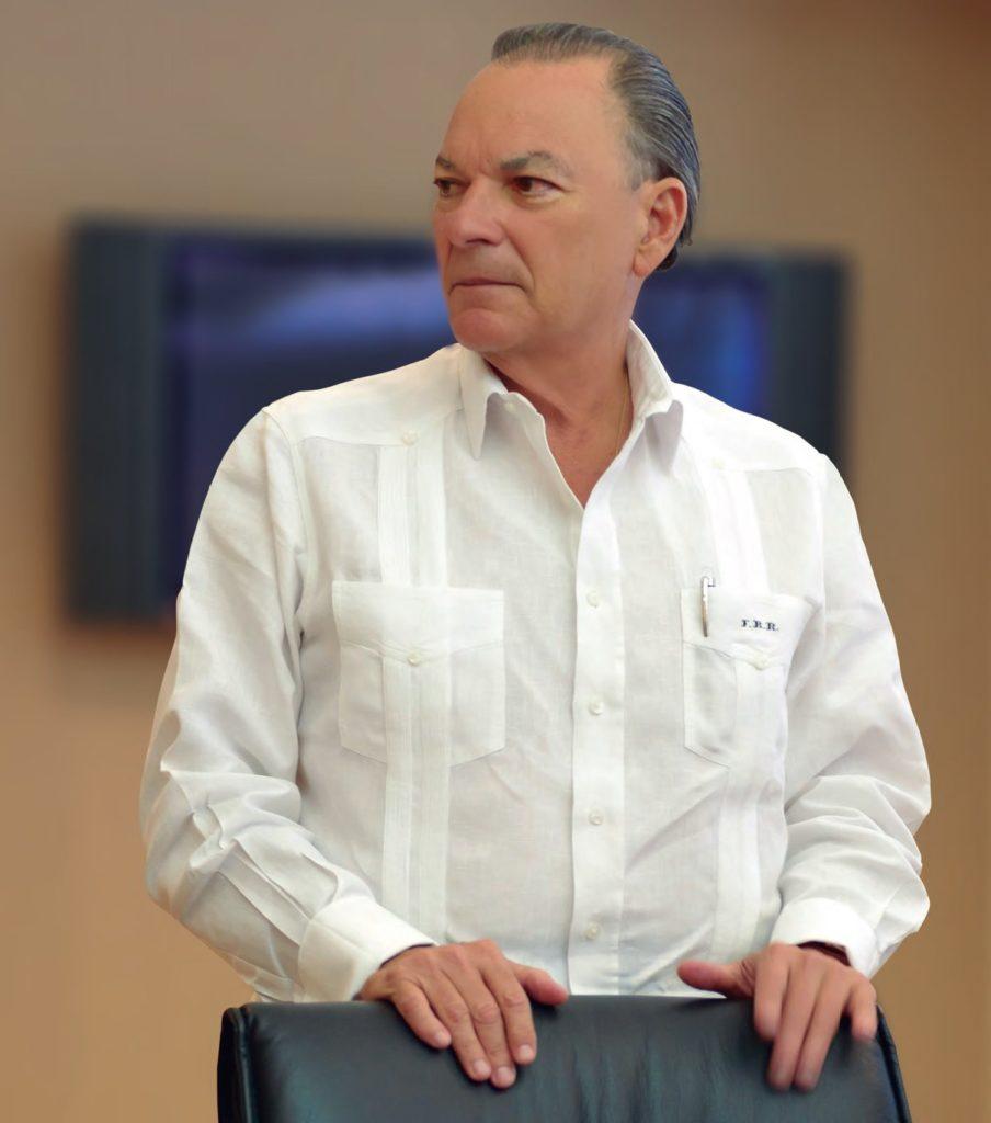 Frank Rainieri, presidente Grupo Puntacana