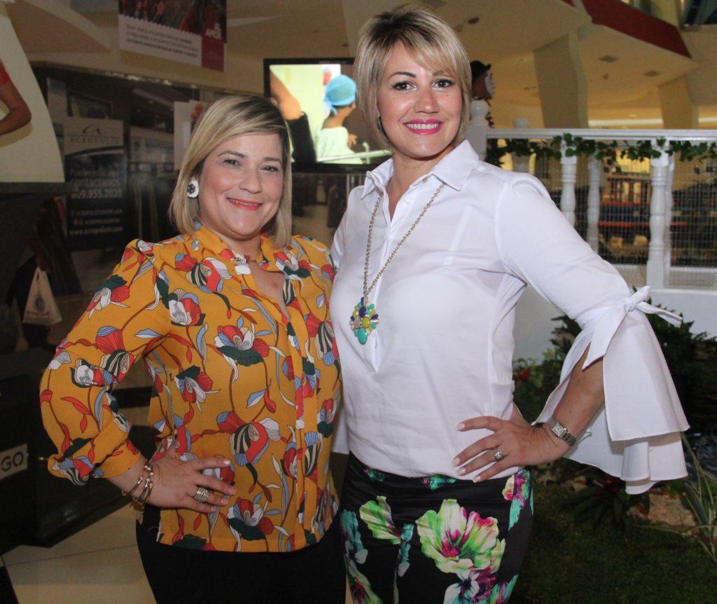 Ilani Taverez y Sonia Blanco