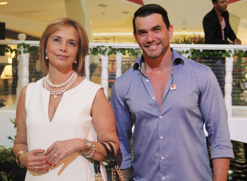 Maria Eugenia Mañon y Felix Sánchez