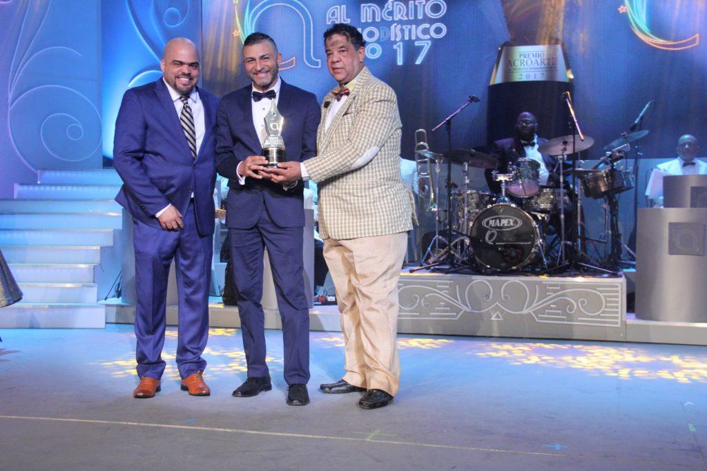 Premio al Merito para Daniel Valerio