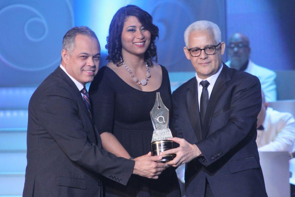 Premio al Merito para Jose Antonio Aybar