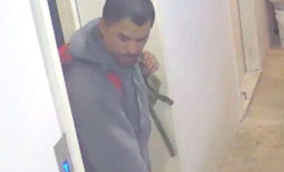 Graban hispano robando en edificio Brooklyn