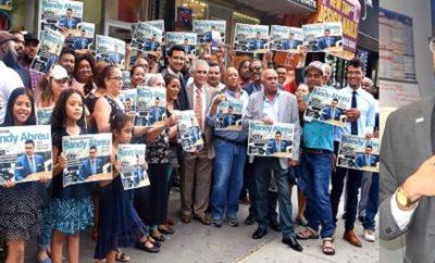 Pre candidato concejal dominicano abre oficina en El Bronx