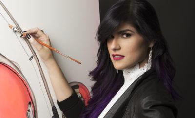 Artista Pamela Rivera