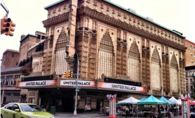 Dominicanos NY condenan accion artista_ afirman seguridad teatro son arrogantes y prepotentes