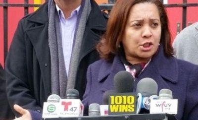 Damandan apoyar senadora Alcántara en su lucha contra rezonificación Alto Manhattan