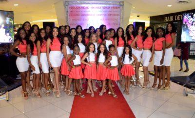 Grupo de Candidatas