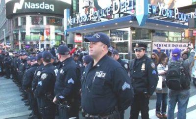 Mitad policías NY son blancos_ NYPD buscará diversificación