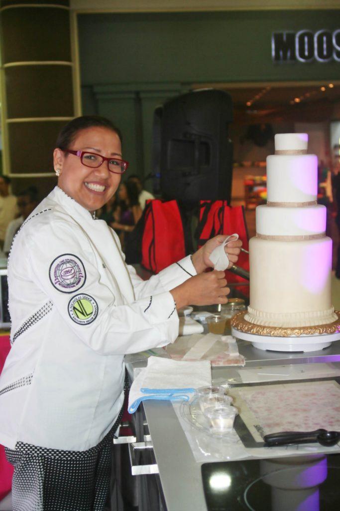 Milly Pimentel, Cake Designer