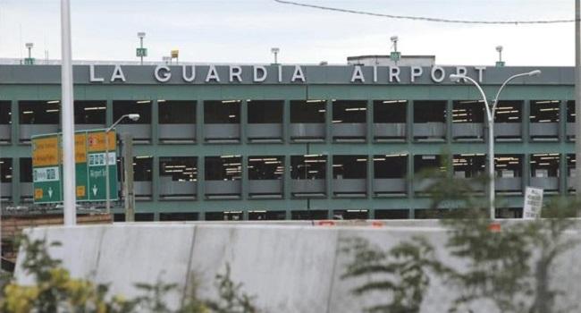 Alarma de bomba aeropuerto La Guardia NY afectó viajeros dominicanos