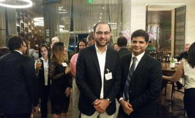 Daniel Beltré y Nicolás Santiago