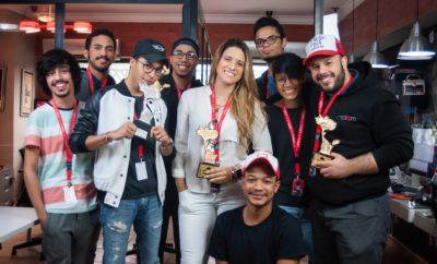 Equipo dominicano ganador del FePI