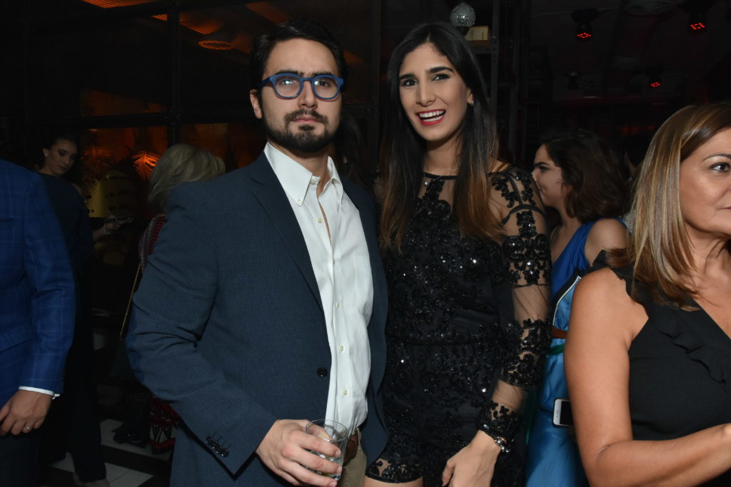 Fernando Pernas , Jamice Hazim