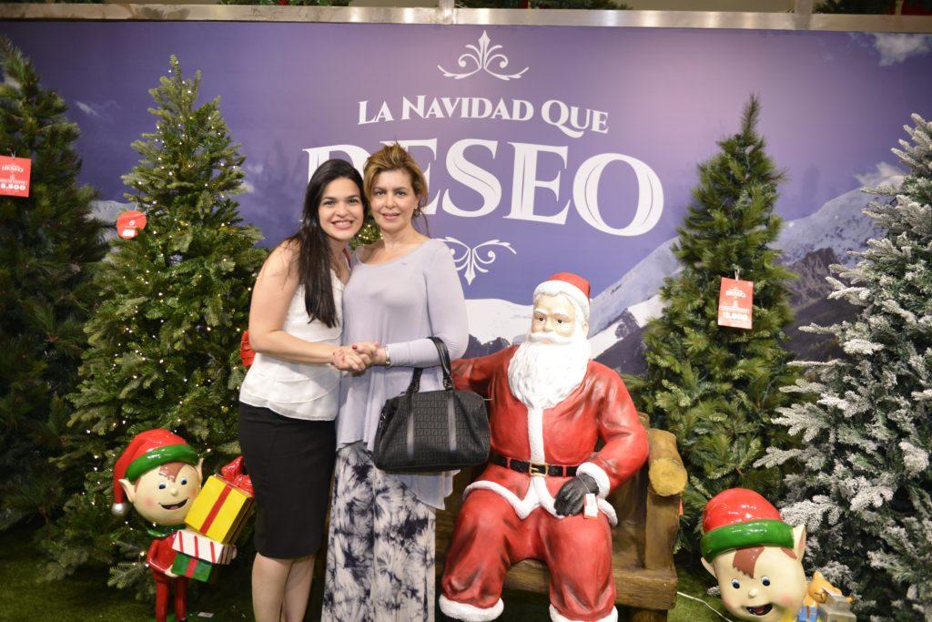 Laura serrata y Lourdes Asmar