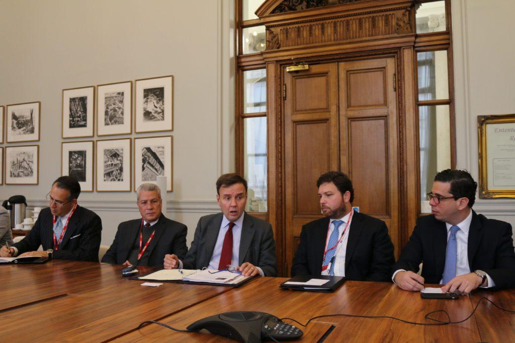 Federico Cuello_ Nelson Toca Simó GREG HANDS, , José Rodríguez y César Dargam.