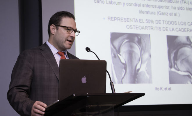Dr. Bryan Kelly - Charla