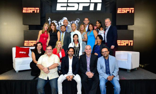 Ejecutivos de ESPN