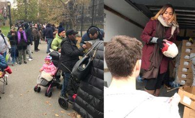 Entrega más de 1000 pagos a familias necesitadas del Bronx