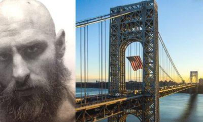 Apresan hombre Alto Manhattan trató incendiar rampa puente George Washington-