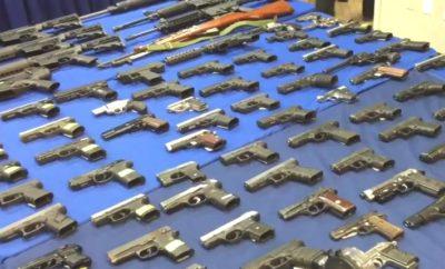 Aumenta confiscación armas en ciudad Paterson residen miles criollos