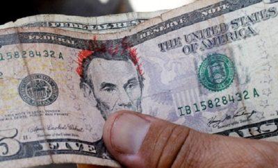 NY recuerda bancos RD no aceptan billetes rayados