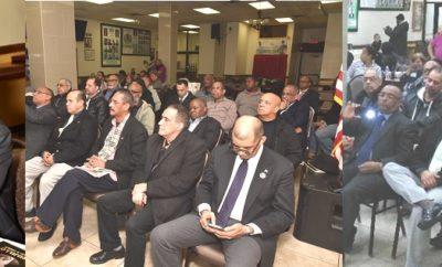 Dominicanos en NY asisten circulación libro sobre Trujillo