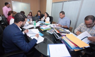Entre el Consejo Evaluador formaron el Ministerio de Deportes, el Comité Olímpico Dominicano, Jaycee's 72 y el Ministerio de Me