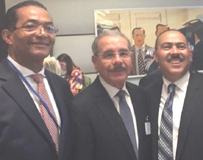 Surge en NY primer movimiento apoyo reelección Medina para EEUU